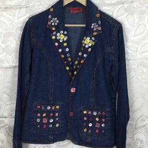 Icon Blue Jean jacket